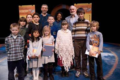 Children's Poerty Bookshelf Competition